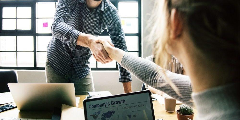 primera reunión con clientes