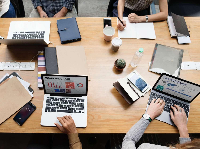 Oficinas flexibles