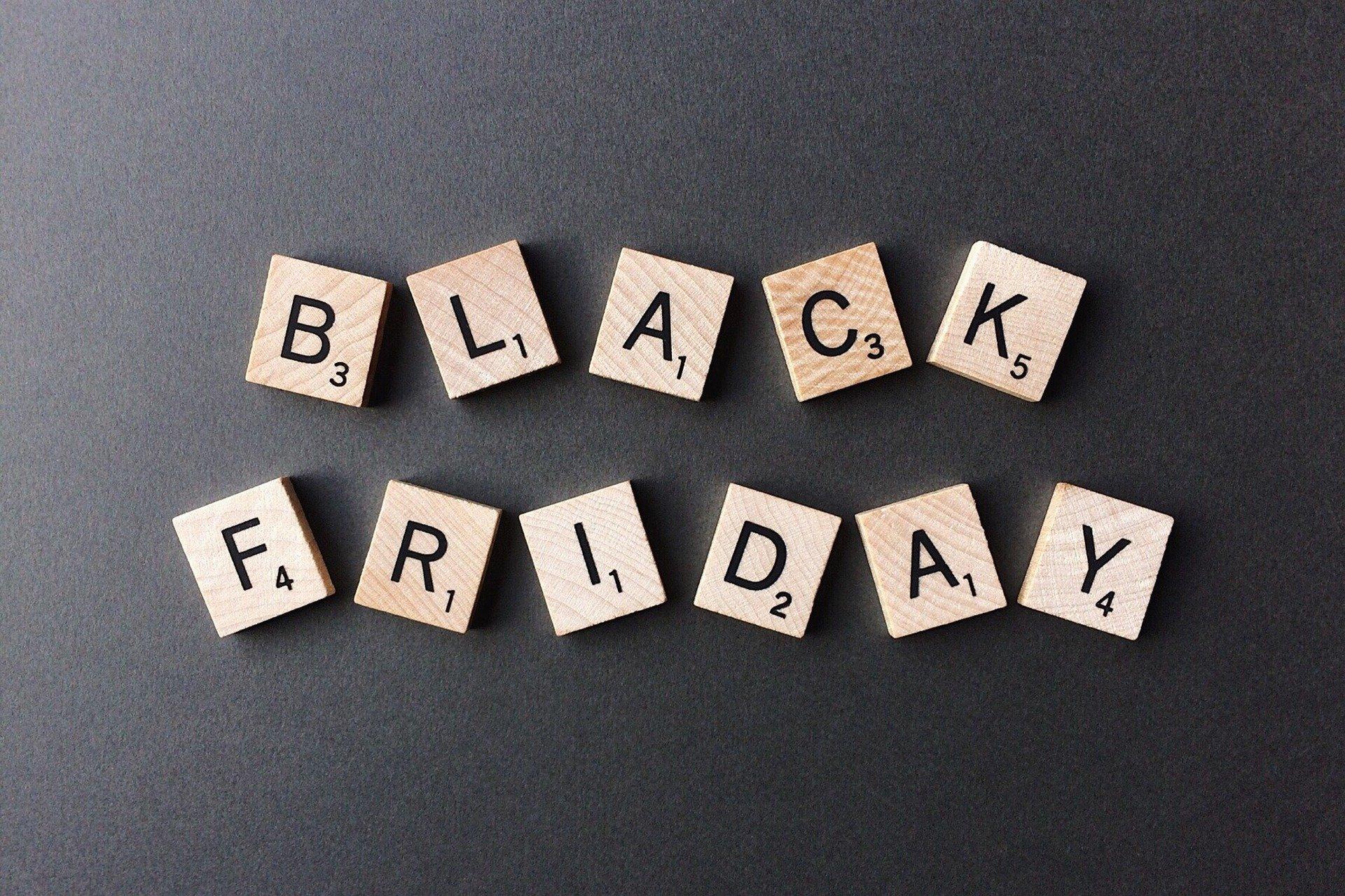 Compras Black Friday