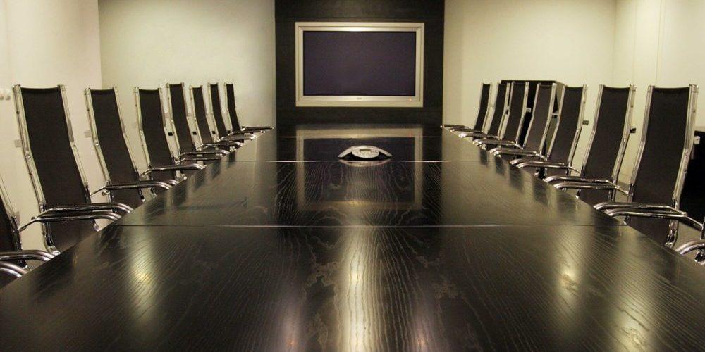 consejos para alquilar una sala de reuniones