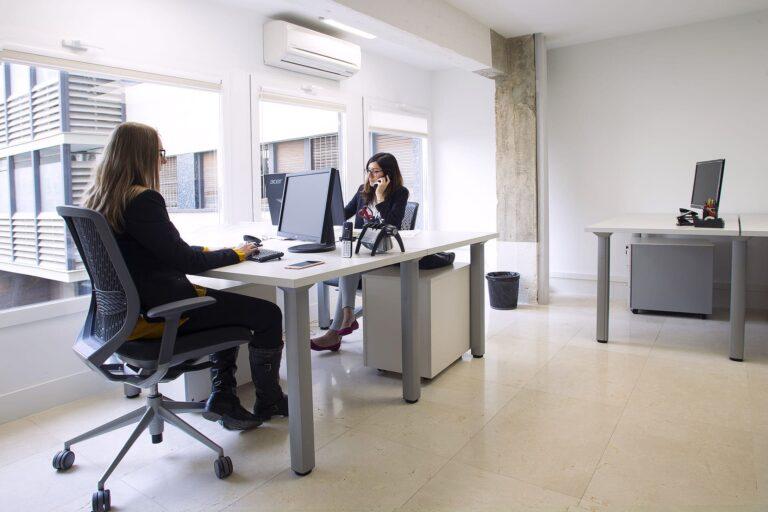 coworking en OfficeMadrid