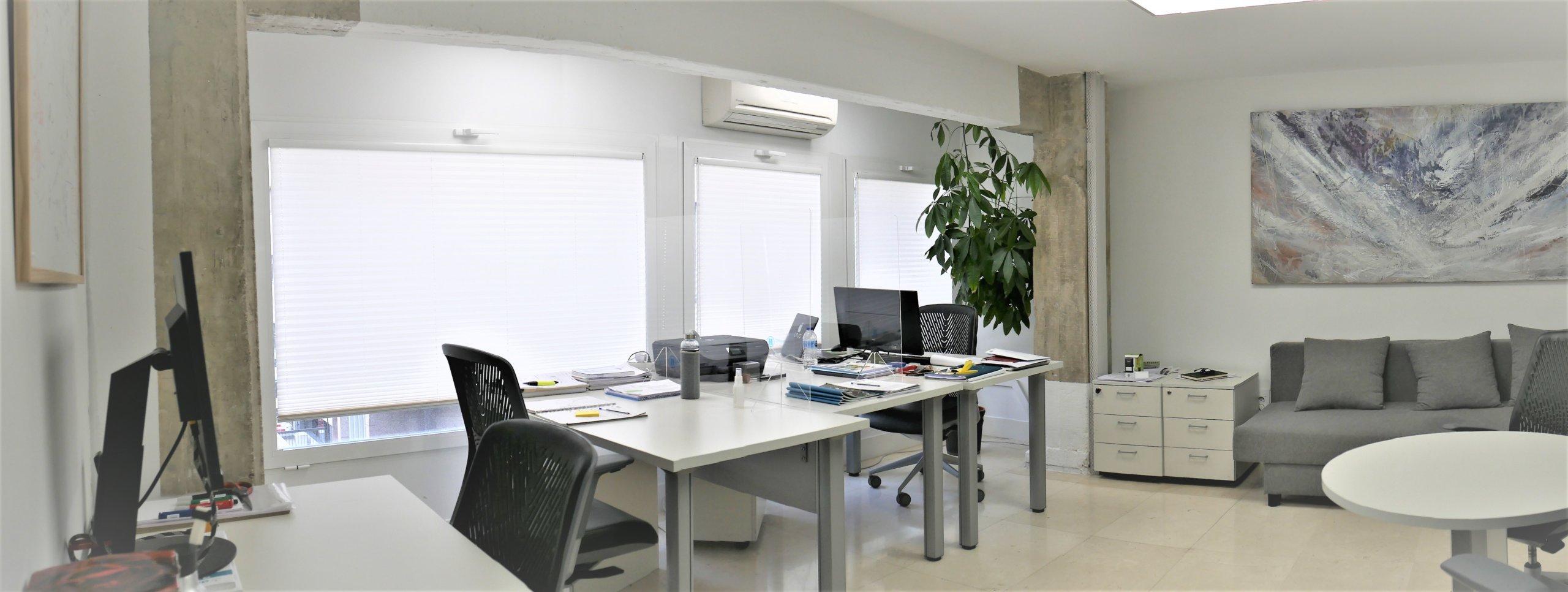 Alquiler despacho en Madrid
