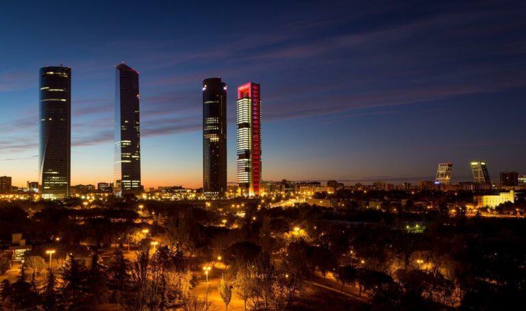Skyline Madrid - Centro de negocios en Madrid