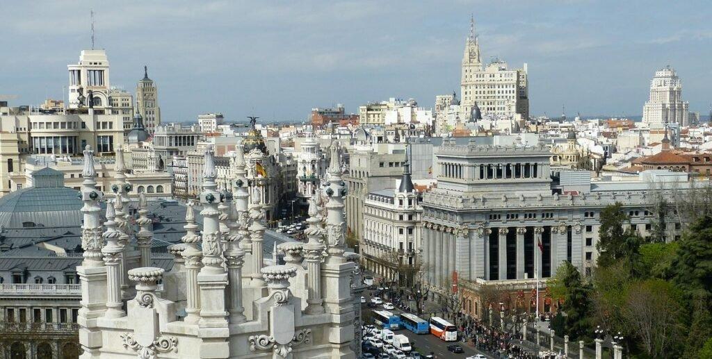 Domiciliación empresa Madrid