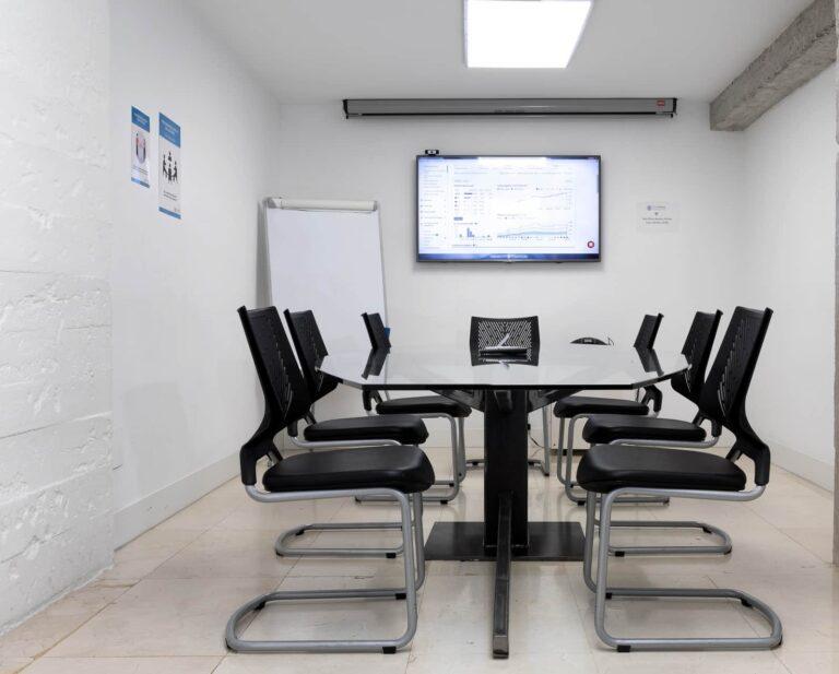sala de reunion en officemadrid
