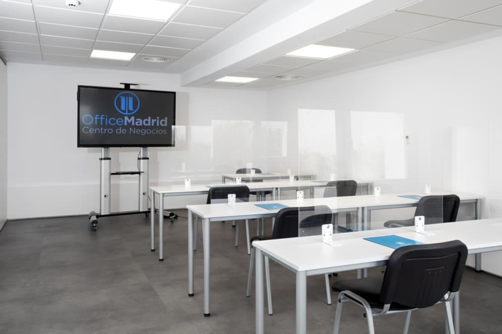sala formación business